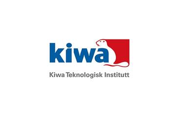 Kiwa logo for nyheter